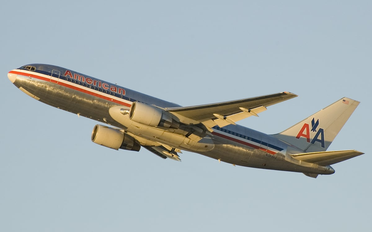 The Boeing 767 and the Birth of Twin Engine Flying Over The