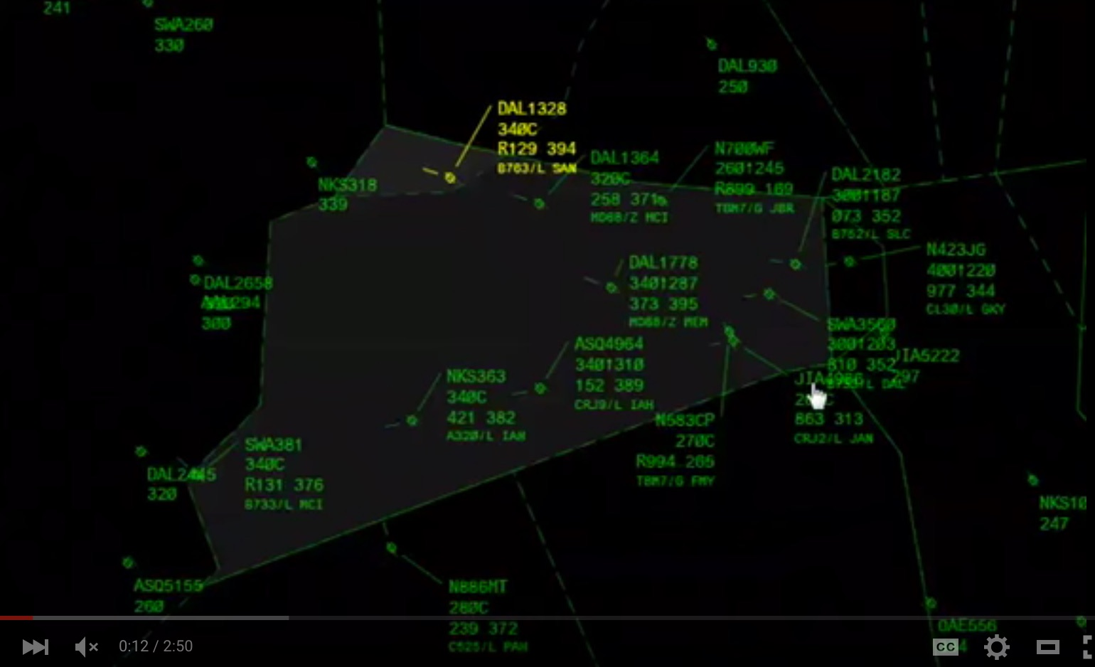Air Traffic Controller Gives Classy Farewell Speech On The ...