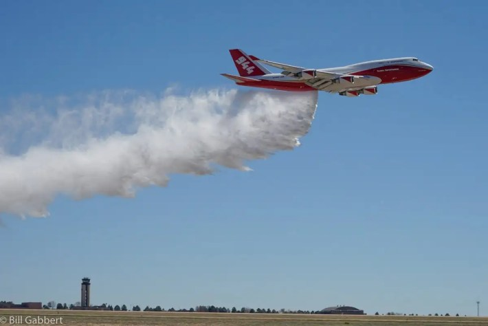 Photo credit: Bill Gabbert, Fire Aviation
