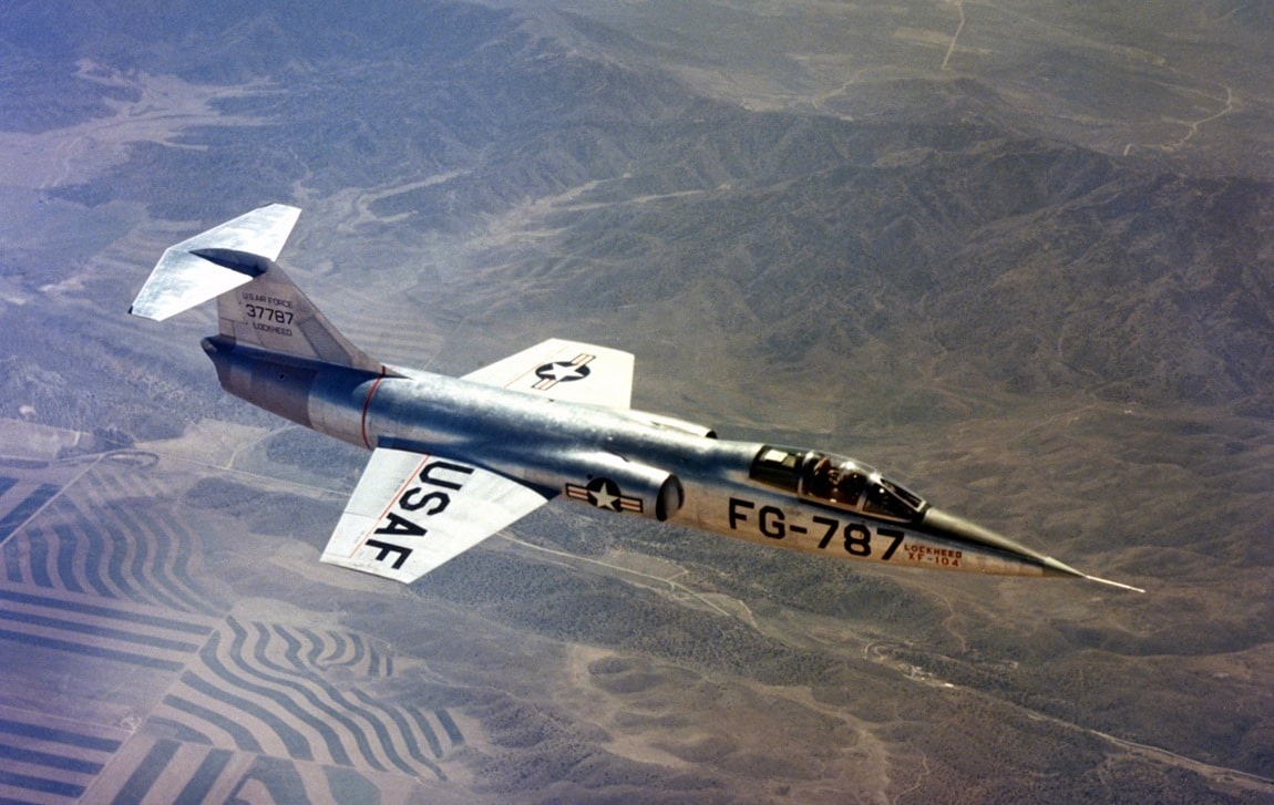 GENERAL ELECTRIC J79-11A FLIGHT LINE REFERENCE LOCKHEED F-104G STARFIGHTER Militaria