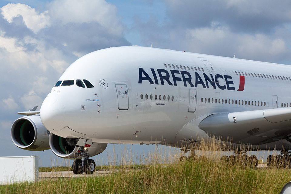 NEW Air France Flight Makes Emergency Landing in Goose Bay