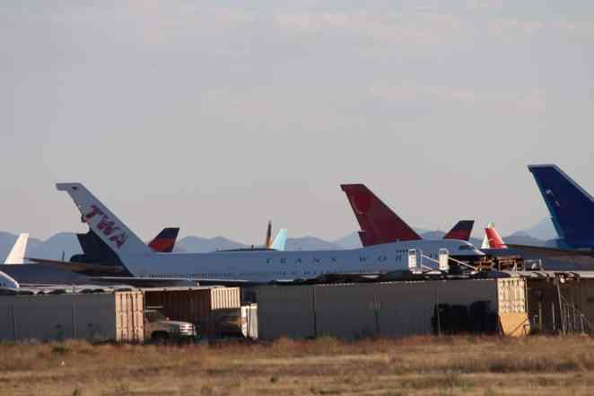 TWA Lives! Quite A Few TWA Planes Still Exist — Avgeekery com - News