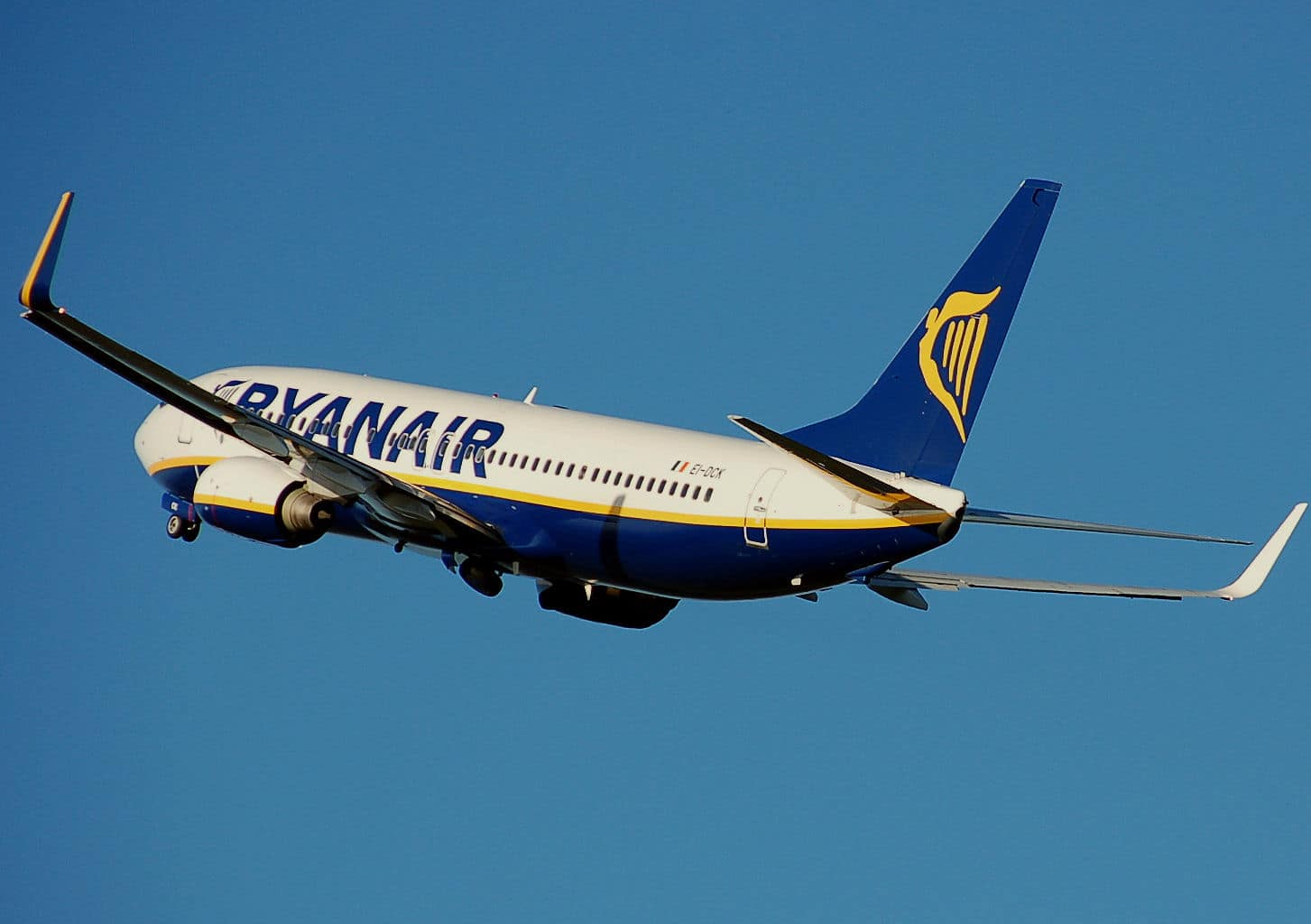 Passenger traffic at Ryanair grows to nearly 12 million