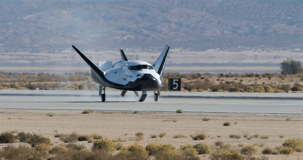 Sierra Nevada Dream Chaser Conducts Critical Flight Test