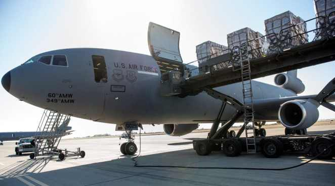 That Other Air Force Tanker: The Flexible Capable KC-10A