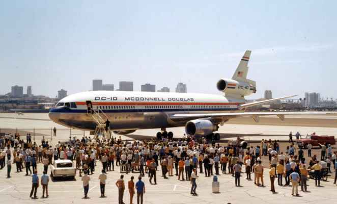 The Dc 10 This Wide Body Jetliner Never Shook Its Bad