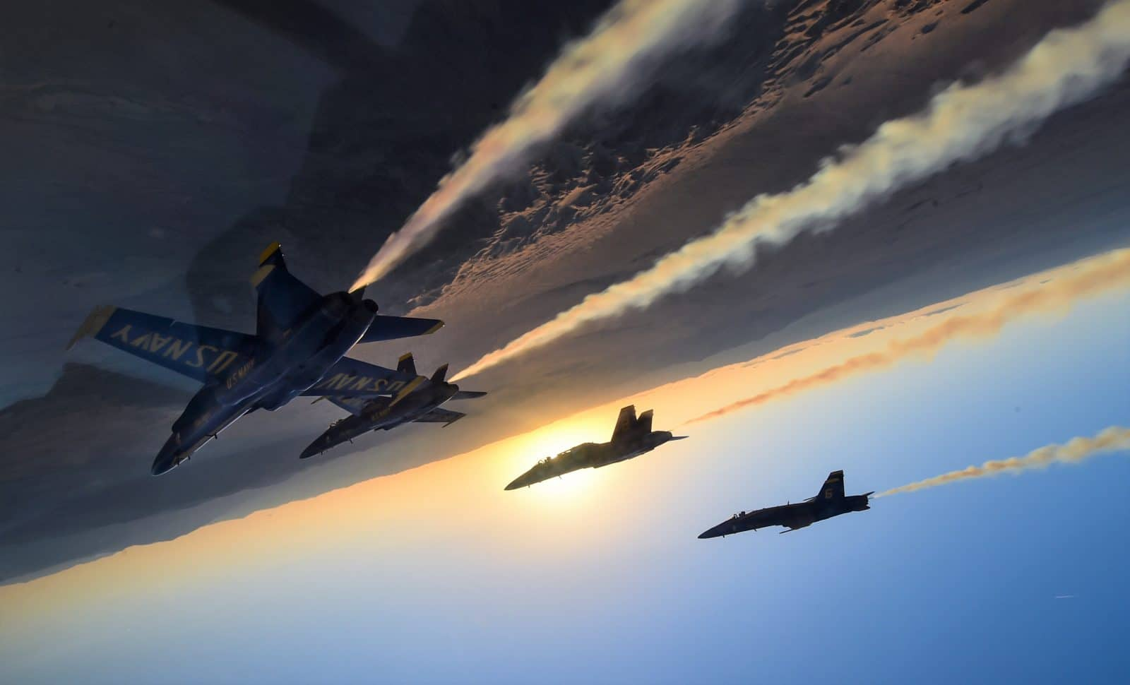 Blue Angels Poised for Historic Airshow Season — Avgeekery