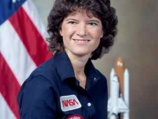 Girls In Aviation Day 2019 - Sally Ride