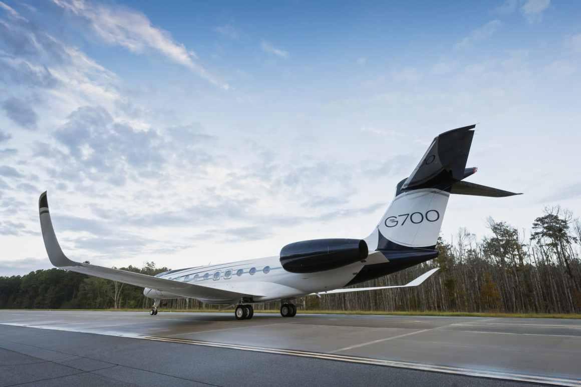 New Gulfstream G700