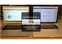 Chromebook vs Apple