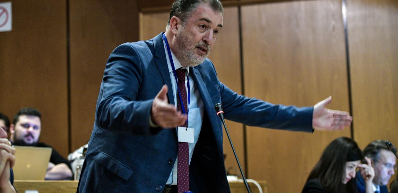 Ο Κώστας Παπαδάκης για την αποφυλάκιση Πατέλη