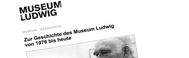 museum ludwig zugeschnitten