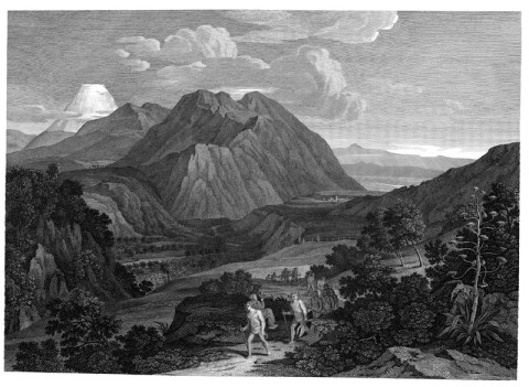 Quindío-Paß, in der Kordillere der Anden -- Quelle: humboldt-portal.de