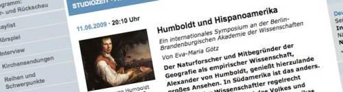 DLF Studiozeit - Aus Kultur- und Sozialwissenschaften (Quelle: dlf.de)