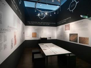 Humboldt Lab Dahlem, Probebühne 1: Projekt Bedeutungen schichten © Staatliche Museen zu Berlin / Jens Ziehe