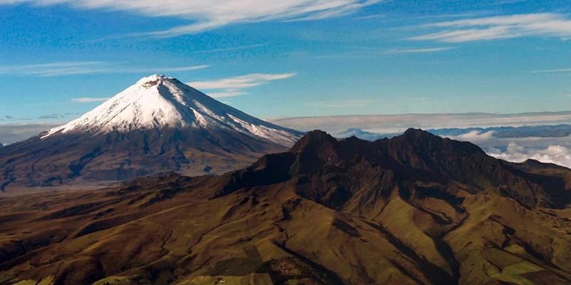 ZEIT Reisen 2018: Mit Peter Korneffel auf Humboldts Spuren in Ecuador