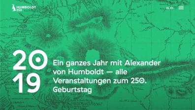 Screenshot avhumboldt250.de - VERANSTALTUNGEN