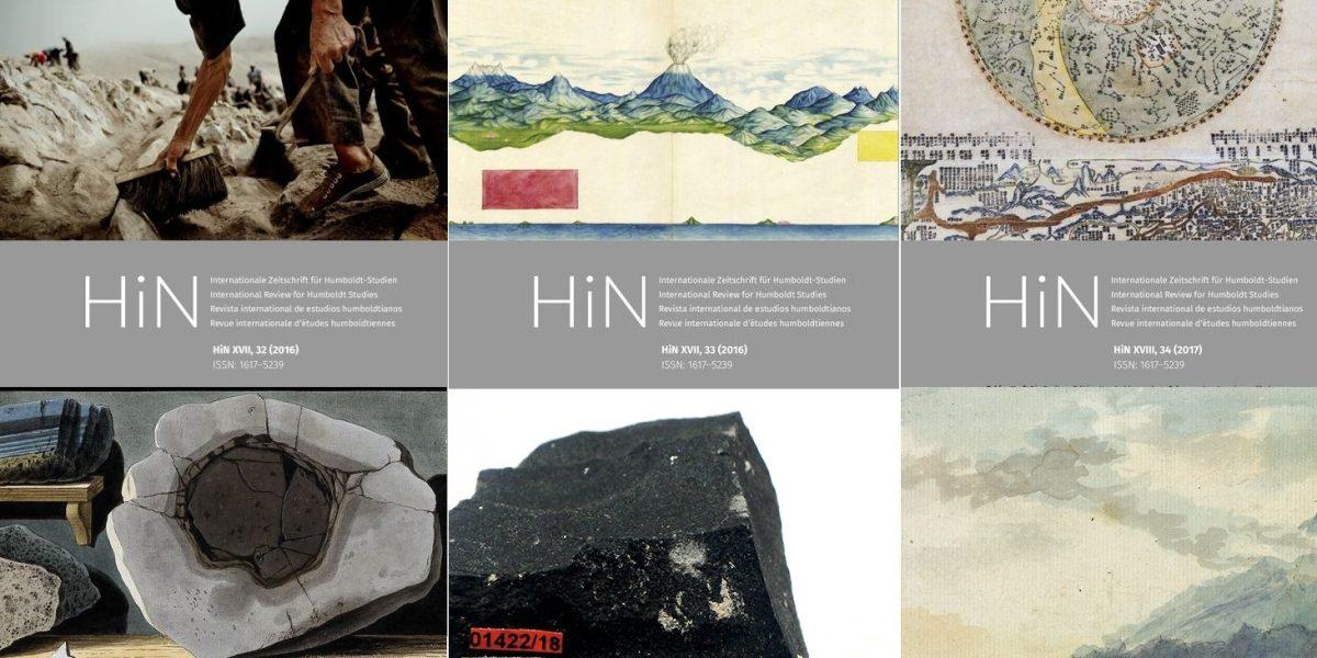 HiN – Alexander von Humboldt im Netz: Vorstellung der Druckausgabe in Potsdam