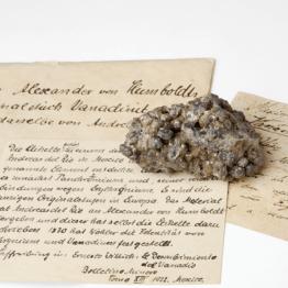 A. v. Humboldt: Minerale und Gesteine, Göttingen: Wallstein 2019, S. 171