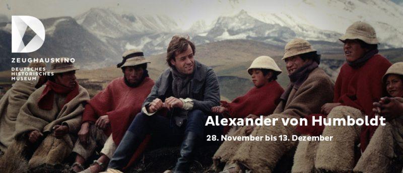 Alexander-von-Humboldt-Retrospektive im Zeughauskino, Berlin