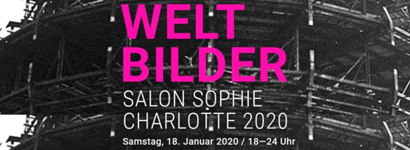 Salon Sophie Charlotte 2020 der BBAW