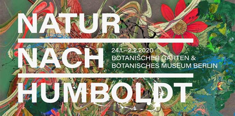 Natur. Nach Humboldt. Sound-Installation im Großen Tropenhaus, Botanischer Garten und Botanisches Museum Berlin
