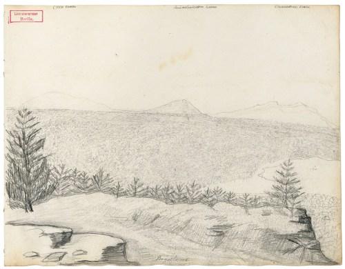 Ehrenberg: Konžekovksij Kamen und Bogoslovsk, 3. Juli 1829