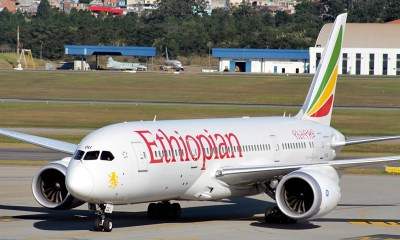 Ethiopian ET-AOU