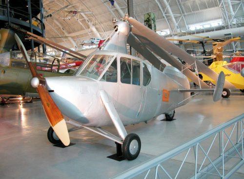 Autogiro Company of America AC-35