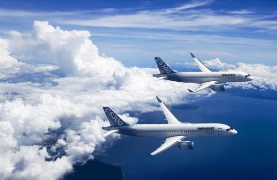 Boeing vs Bombardier