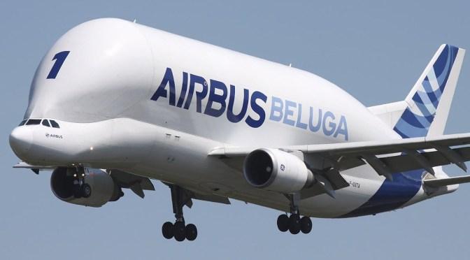 El Beluga XL de Airbus. El nacimiento de una nueva generación.