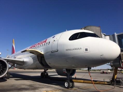A320 NEO Iberia