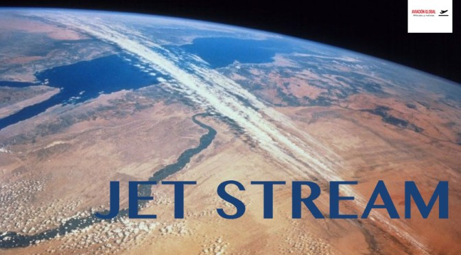 Jet Stream over Egypt
