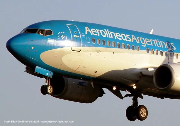 Aerolineas Argentinas - B737NG