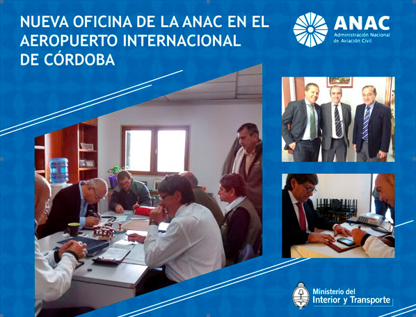 ANAC - Oficina Córdoba