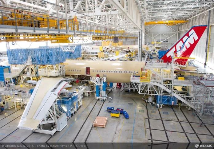 TAM Airbus A350