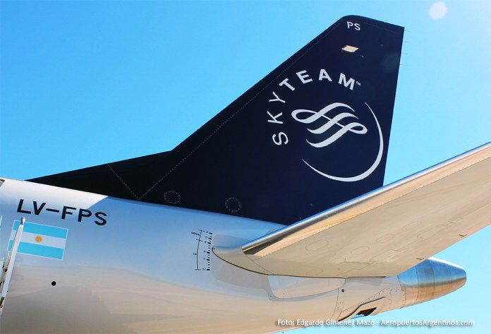 Aerolineas Argentinas Austral - SkyTeam