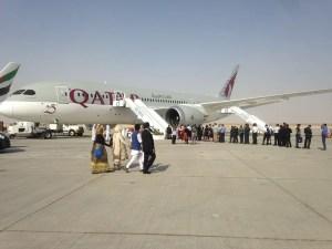 Dubai Air Show 05  - Boeing Image