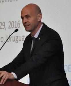 Guillermo Dietrich, ministro de Transporte de la Nación (Foto: Facebook oficial)