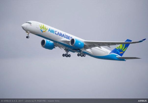 Air Caraibes - A350-900