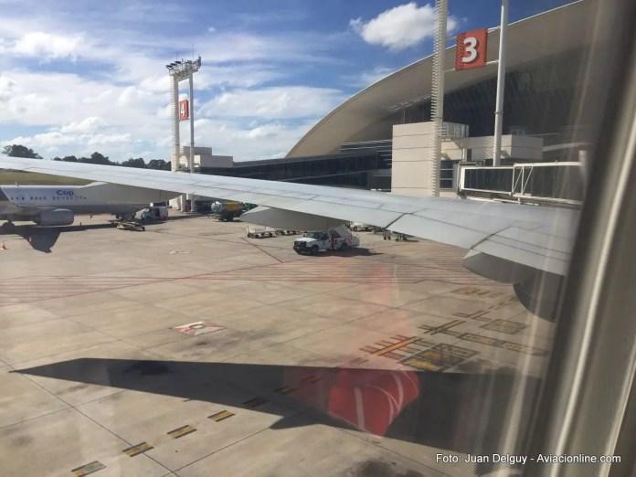 Montevideo Ezeiza Air France 17