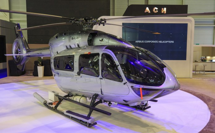 Airbus Corporate Helicopters