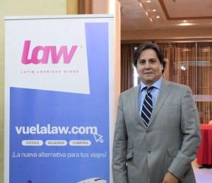 Héctor Valenzuela - Gerente Comercial de LAW