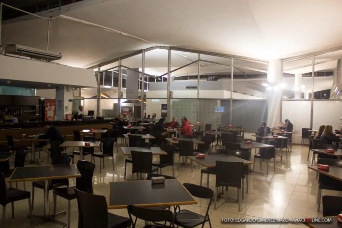 Restaurante del Aeropuerto Internacional Resistencia.