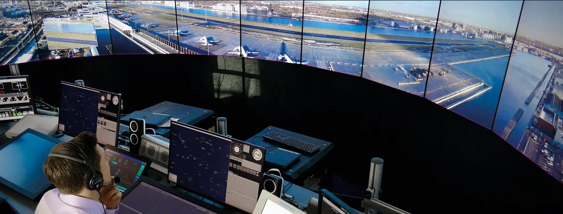 London City Airport es el primer gran aeropuerto del mundo en ser controlado por una torre remota | Aviacionline.com