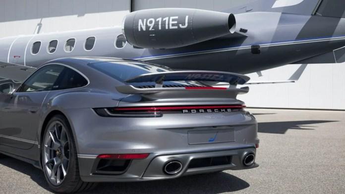 Phenom 300 Porsche