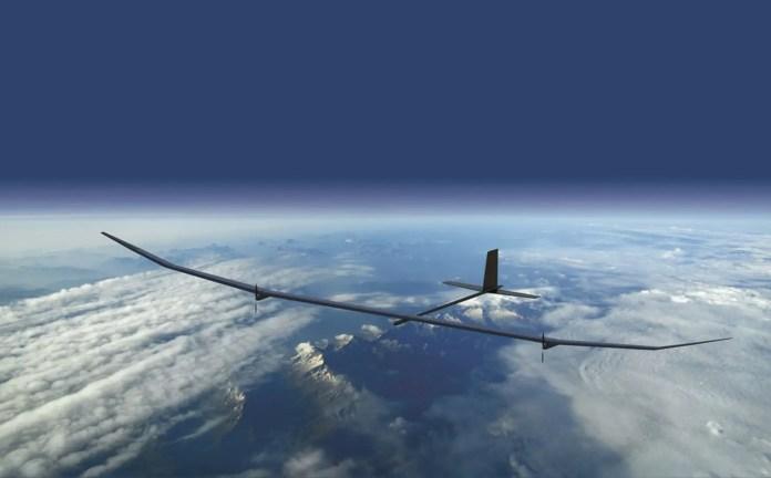 UAV estratosférico