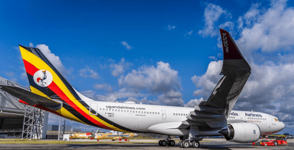First A330neo for the new Uganda Airlines – News Archy UK