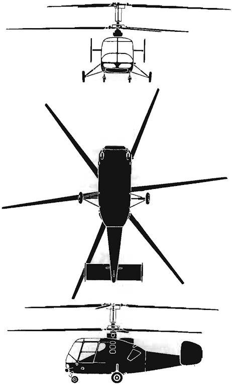 Air Pictorial 1957-02