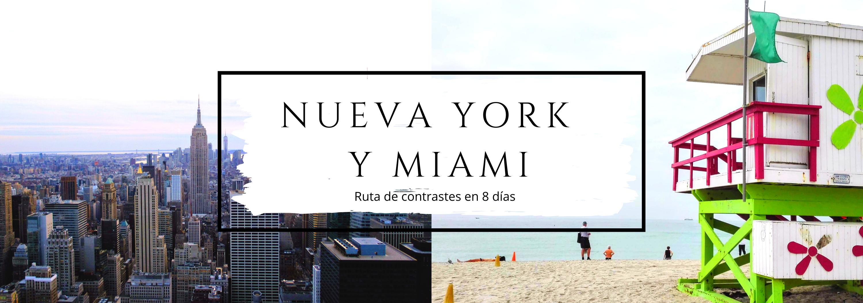 Nueva York y Miami en 8 días